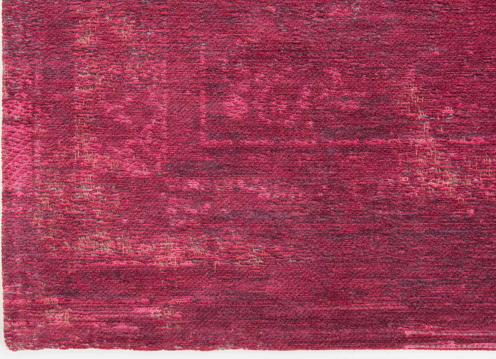 vloerkleed Louis De Poortere LX8260 Fading World Medaillon Scarlet corner