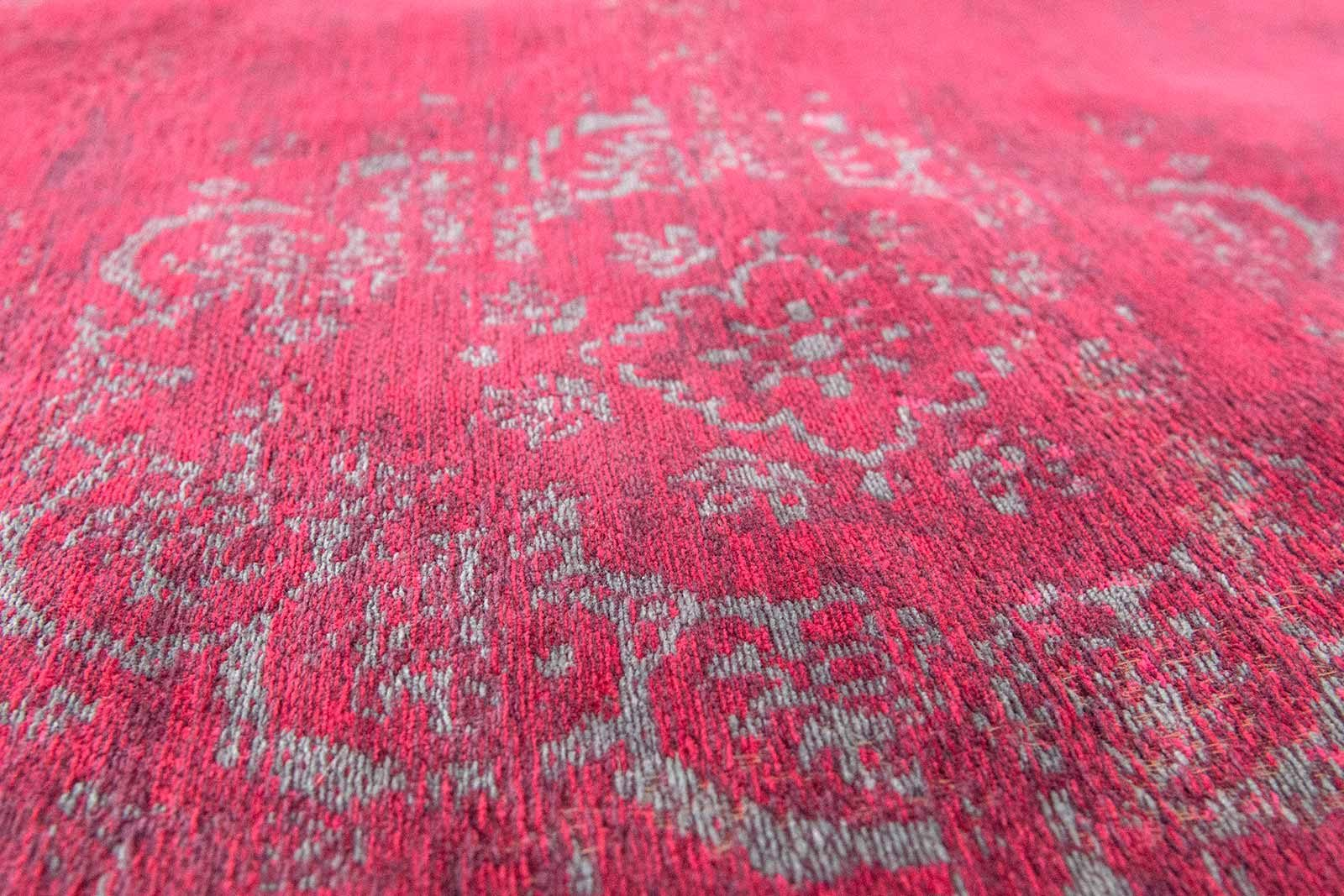 vloerkleed Louis De Poortere LX8260 Fading World Medaillon Scarlet zoom