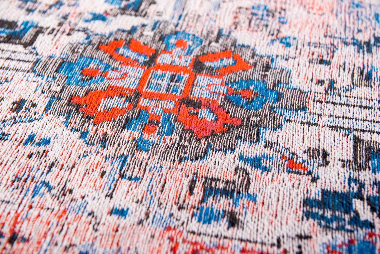 vloerkleed Louis De Poortere LX8703 Antiquarian Antique Heriz Classic Brick zoom 2