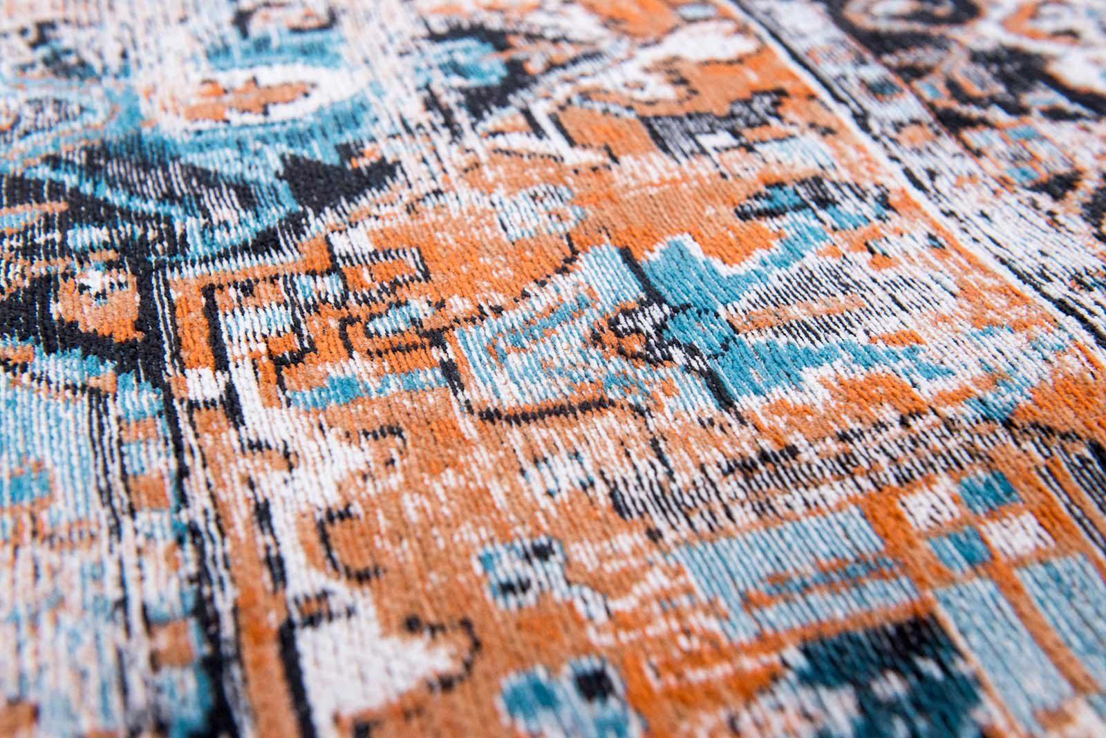 vloerkleed Louis De Poortere LX8705 Antiquarian Antique Heriz Seray Orange zoom 2
