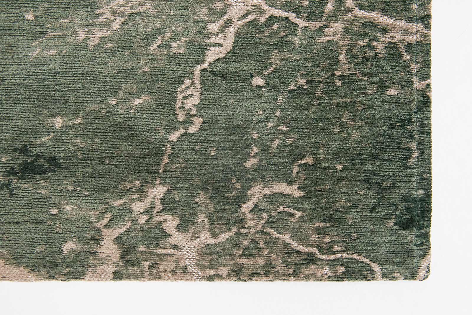 vloerkleed Louis De Poortere LX8723 Mad Men Cracks Dark Pine zoom 3