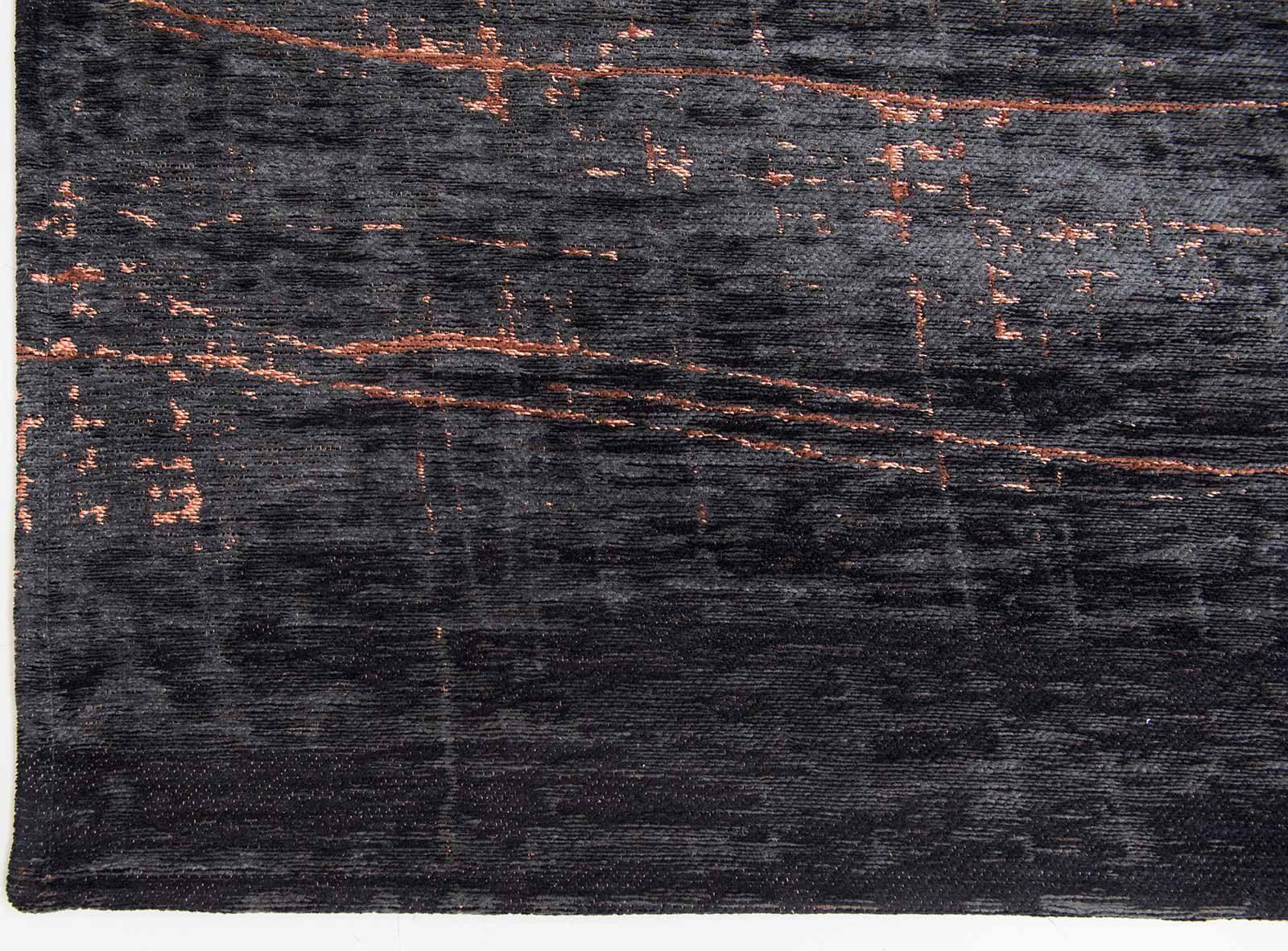 vloerkleed Louis De Poortere LX8925 Mad Men Griff Soho Copper corner