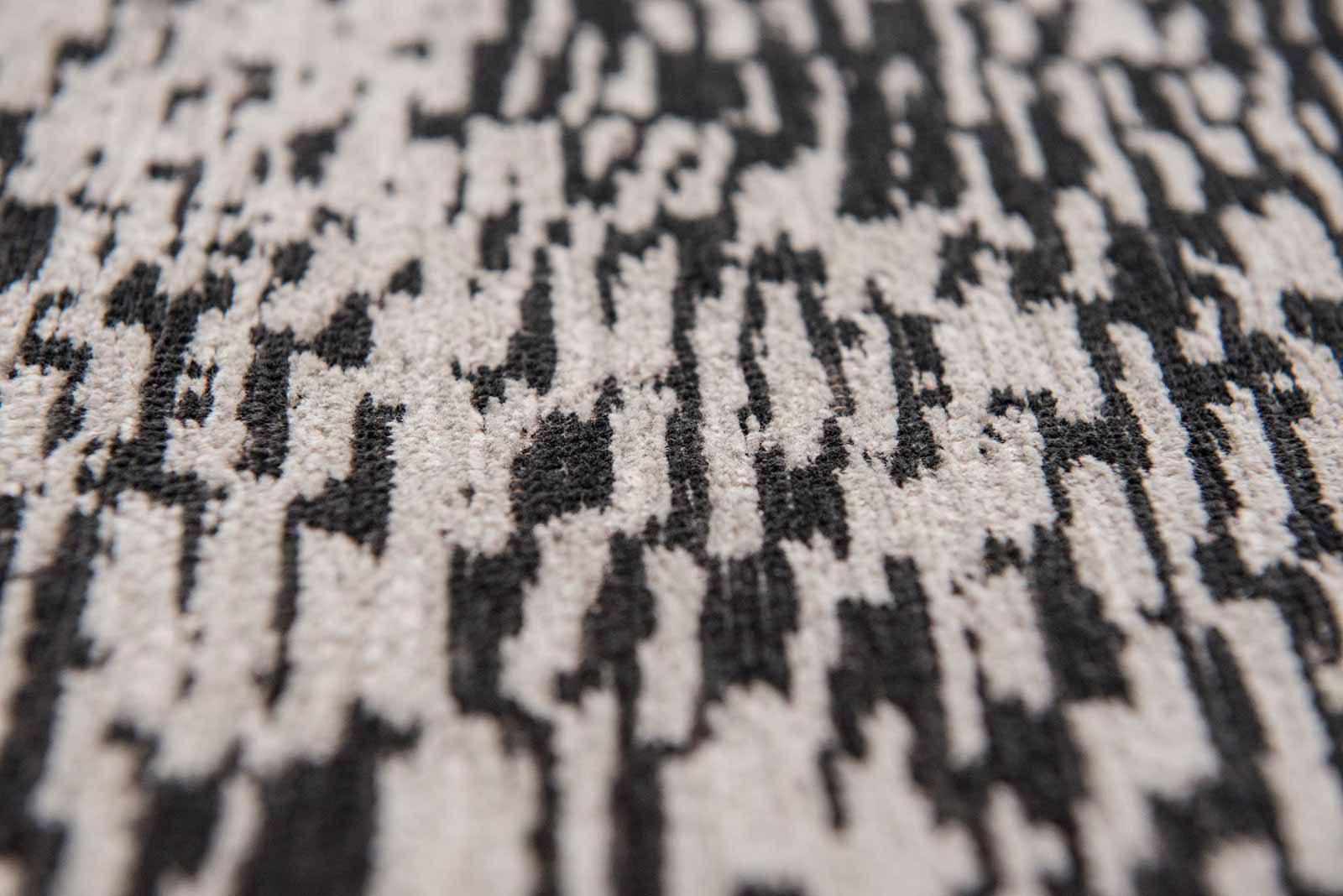 Louis De Poortere vloerkleed Romo LX 8746 Itsuki Charcoal zoom