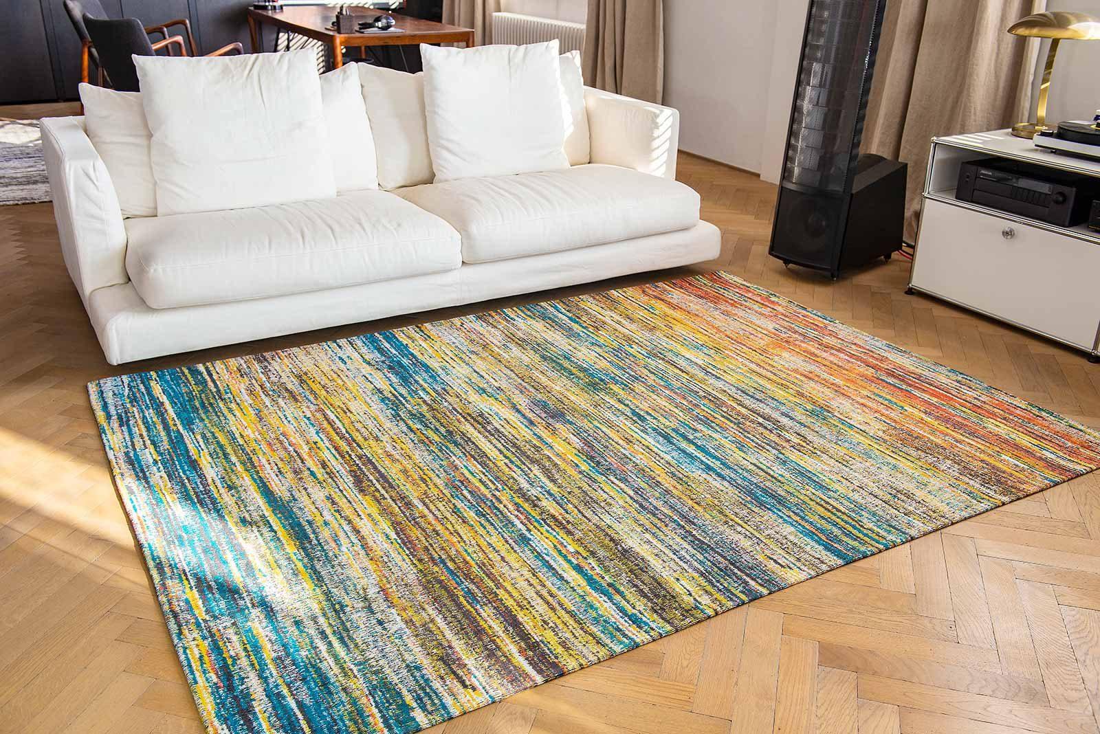 vloerkleed Louis De Poortere LX 8871 Sari Myriad interior