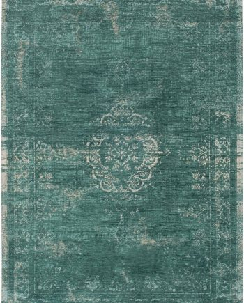 vloerkleed Louis De Poortere LX8258 Fading World Medaillon Jade