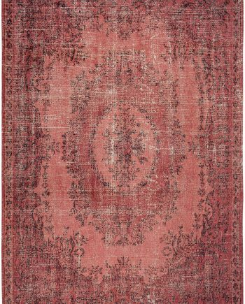 Louis De Poortere vloerkleed LX 9141 Palazzo Da Mosta Borgia Red