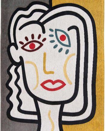 Louis De Poortere vloerkleed LX 9143 Gallery Dora Dorado