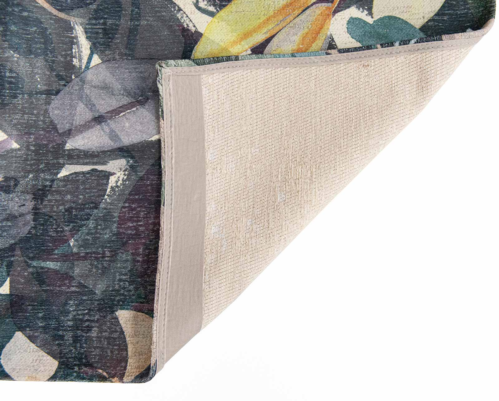 Louis De Poortere vloerkleed Fischbacher 8447 Estival Fresco back