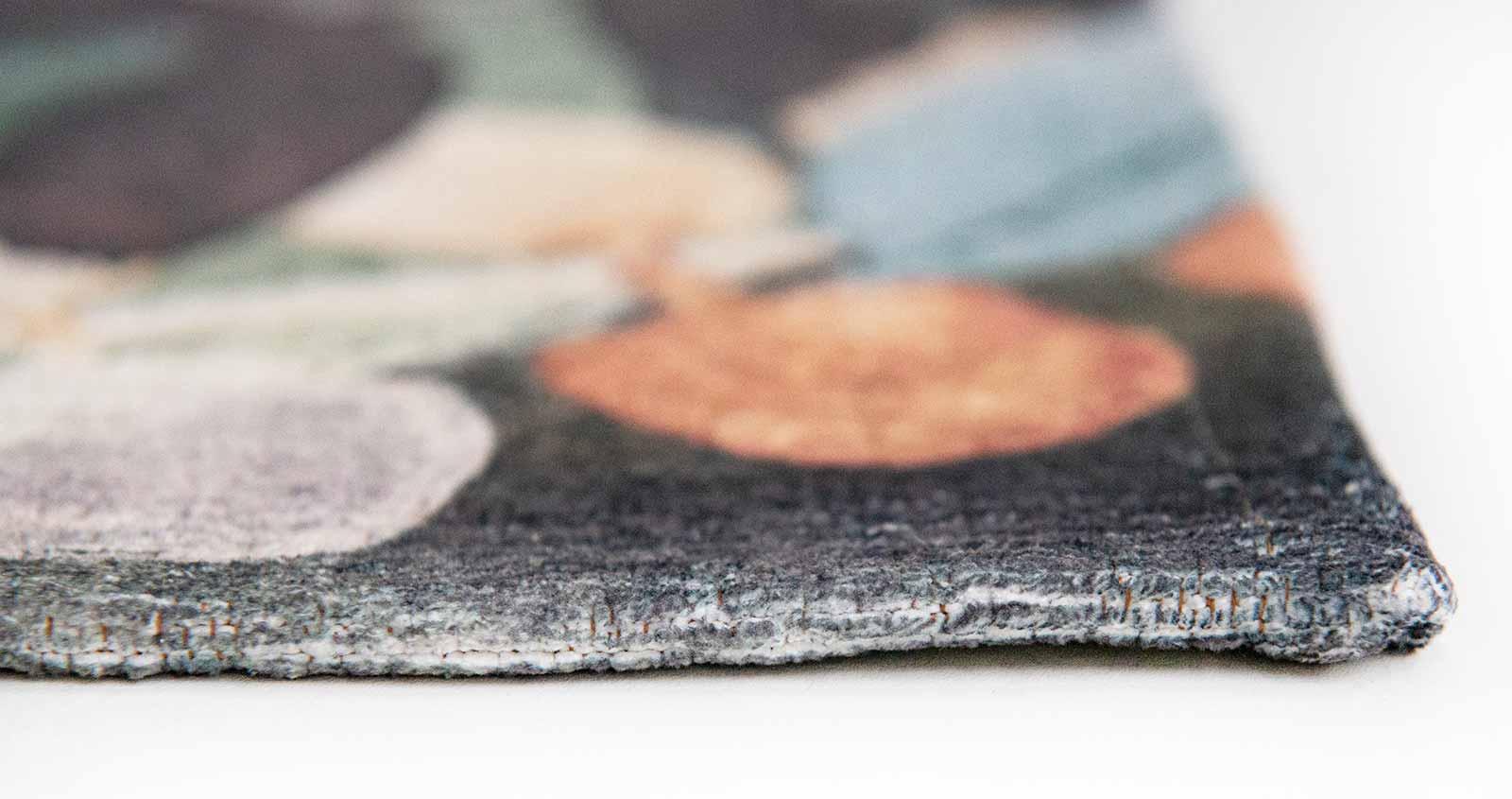 Louis De Poortere vloerkleed Fischbacher 8447 Estival Fresco side
