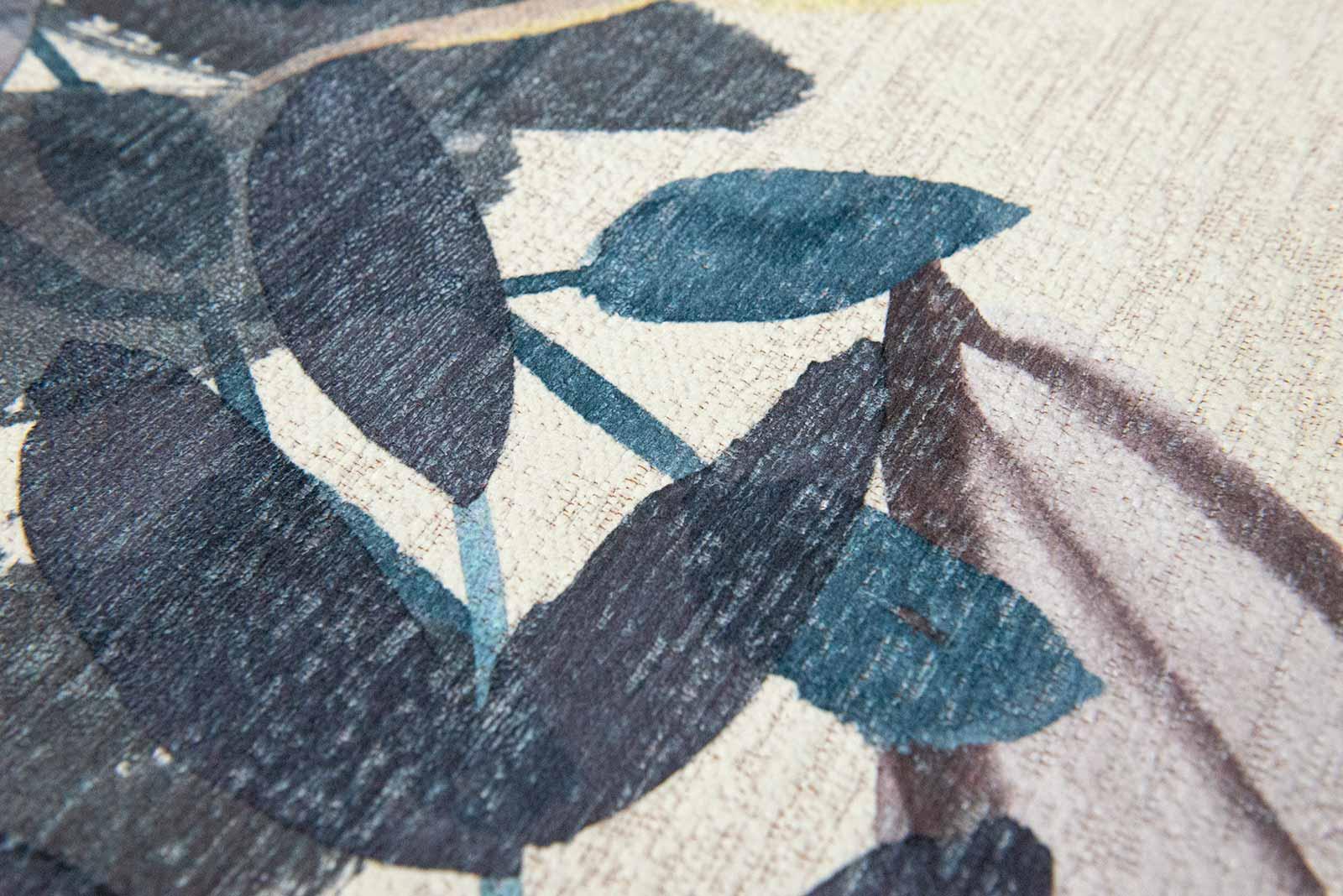 Louis De Poortere vloerkleed Fischbacher 8447 Estival Fresco zoom 1