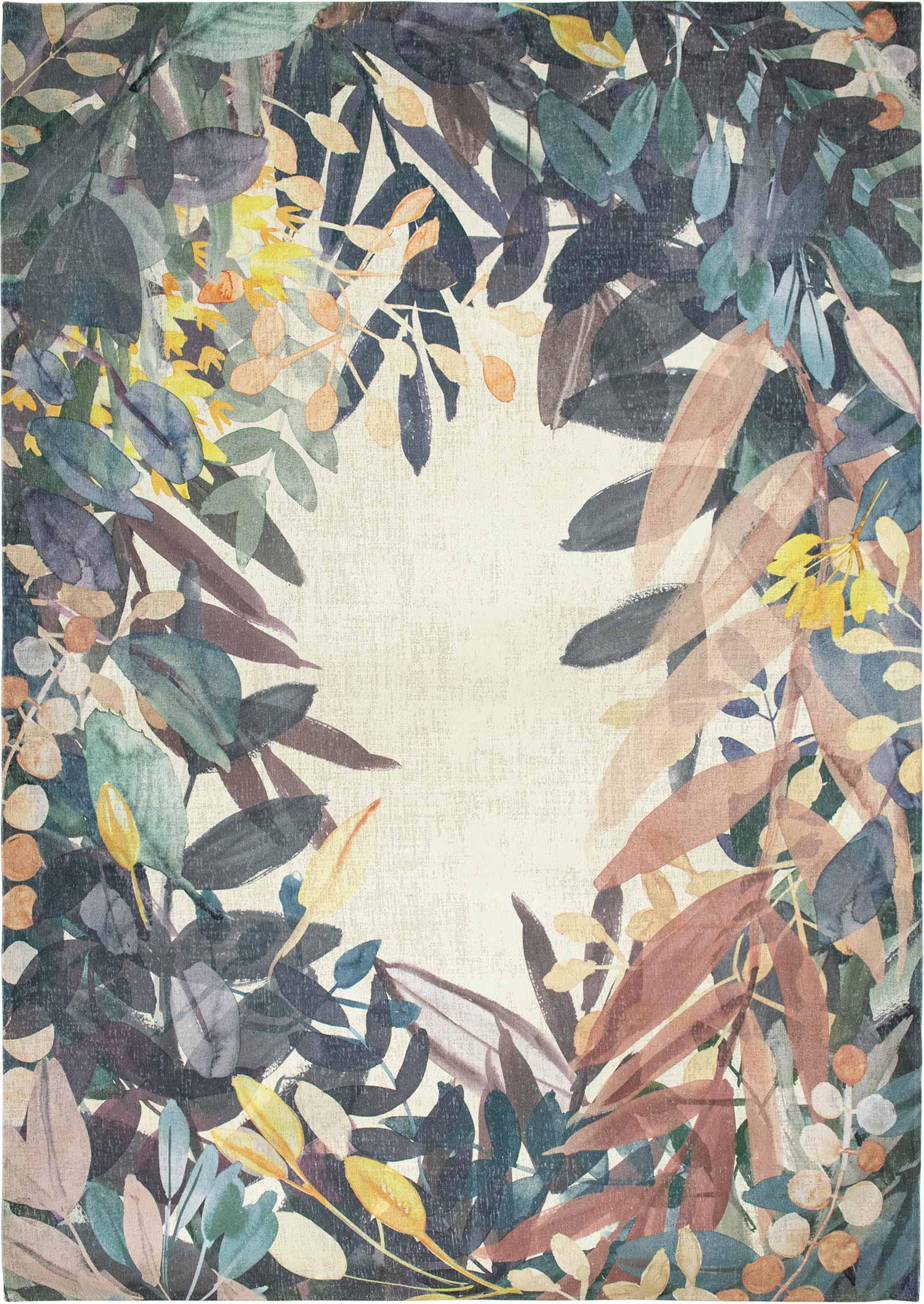 Louis De Poortere vloerkleed Fischbacher 8447 Estival Fresco