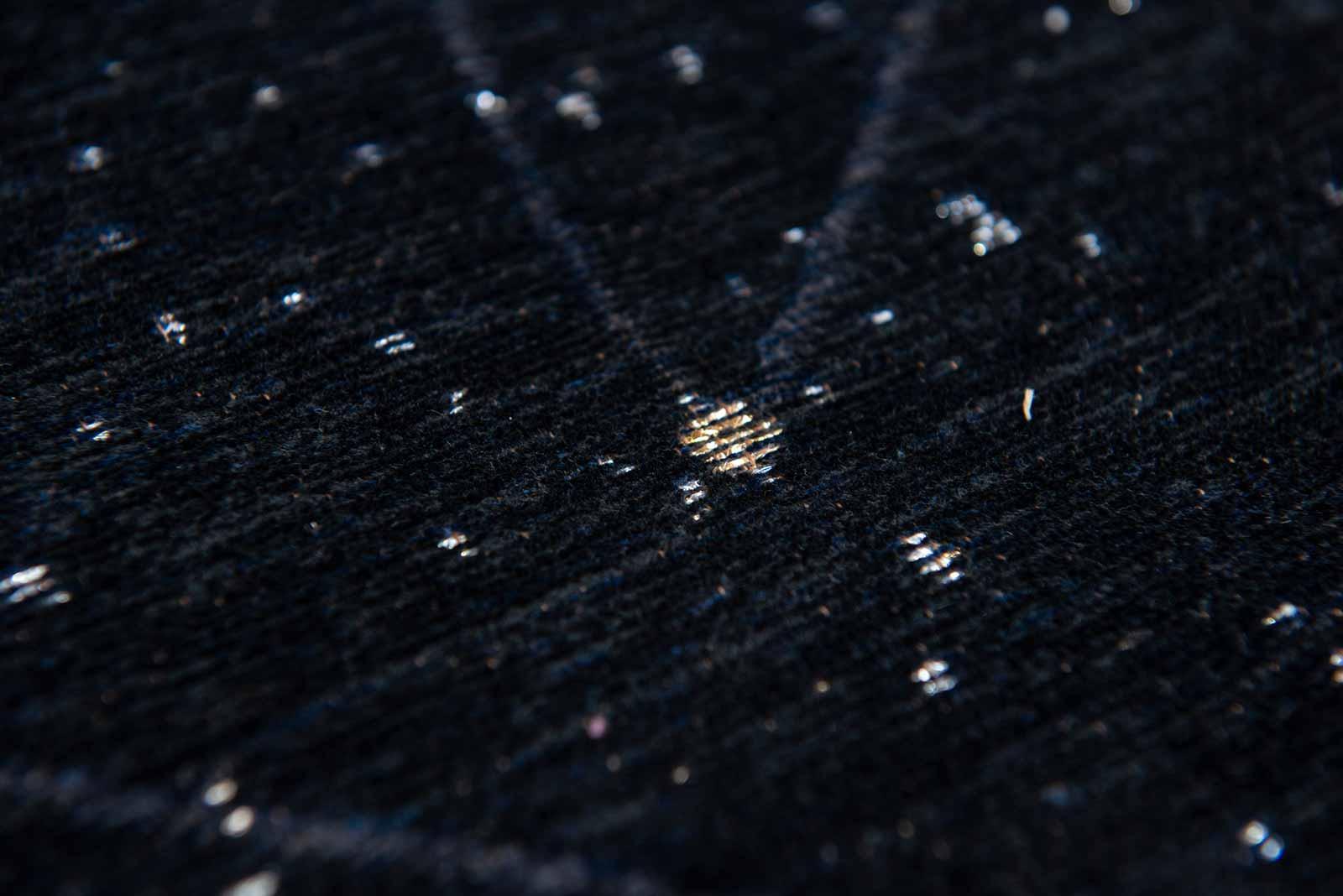 Louis De Poortere vloerkleed Fischbacher 9059 Celestial Night Sky zoom 1