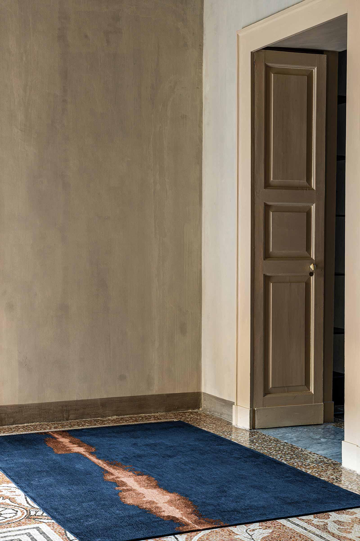 Louis De Poortere vloerkleed Fischbacher Linares 9056 interior 1